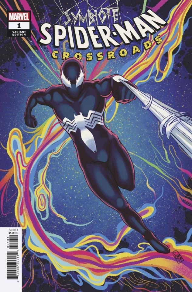 Symbiote Spider-Man: Crossroads #1 (Souza Cover)