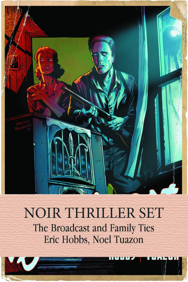 Noir Thriller Set: The Broadcast and Family Ties