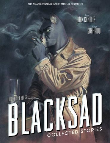 Blacksad: Collected Stories Vol. 1