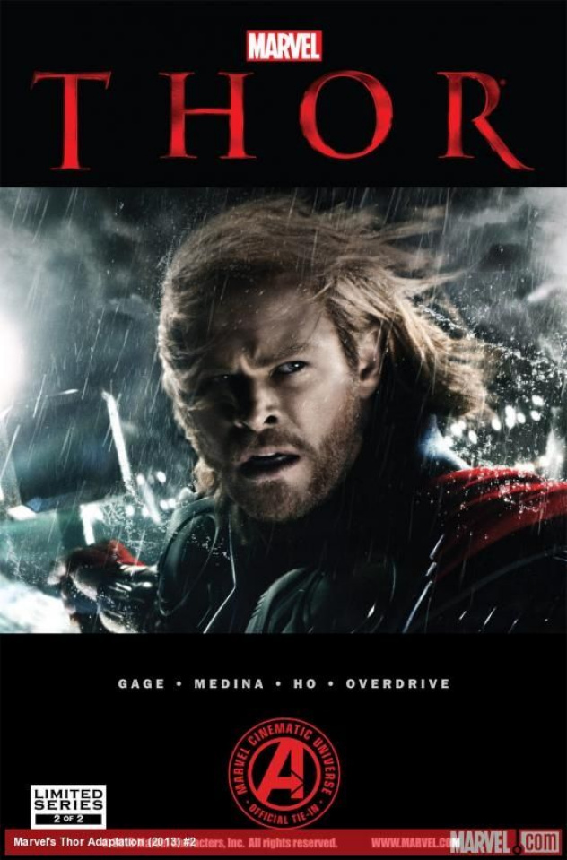 Marvel's Thor Adaptation #2