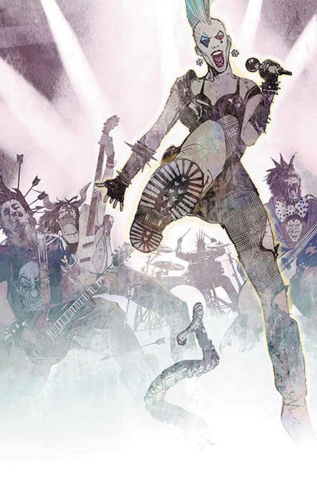 Harley Quinn #6 (Variant Cover)