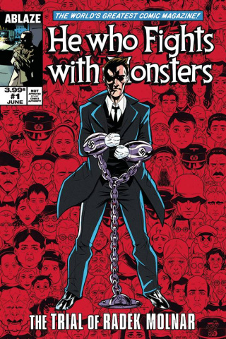 He Who Fights With Monsters #1 (Moy R. Cover)