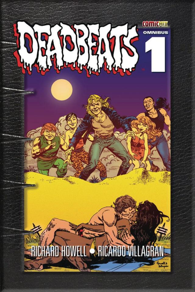 Deadbeats Vol. 1 (Omnibus)