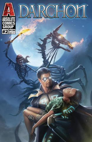 Darchon #2 (Wijaya Cover)