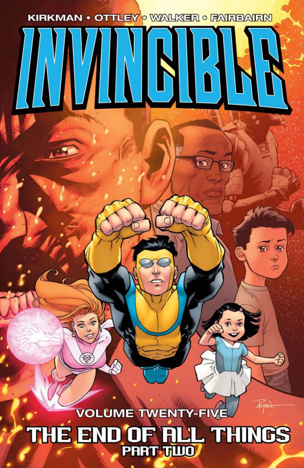 Invincible Vol. 25: The End of All Things, Part Two