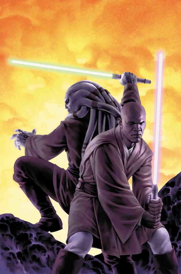Star Wars: Mace Windu, Jedi of the Republic #2