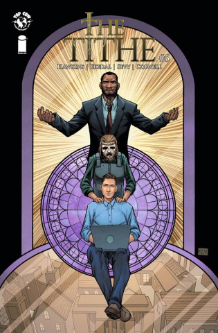 The Tithe #5 (Ekedal Cover)