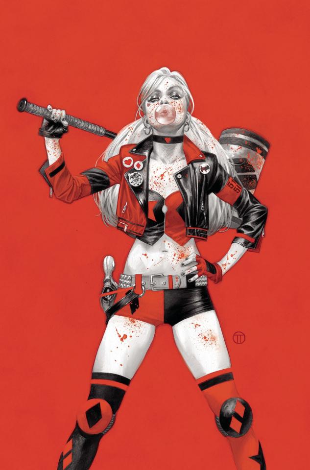 Harley Quinn #52