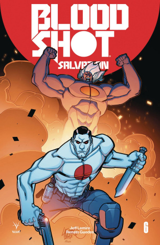 Bloodshot: Salvation #6 (20 Copy Lafuente Cover)