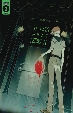 It Eats What Feeds It #2 (2nd Printing)