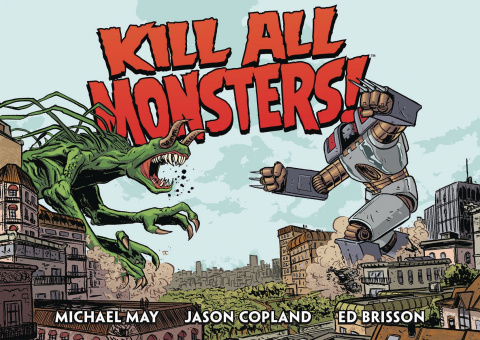 Kill All Monsters! Vol. 1 (Omnibus)