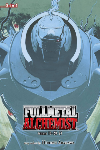 Fullmetal Alchemist Vol. 7 (3-in-1 Edition)