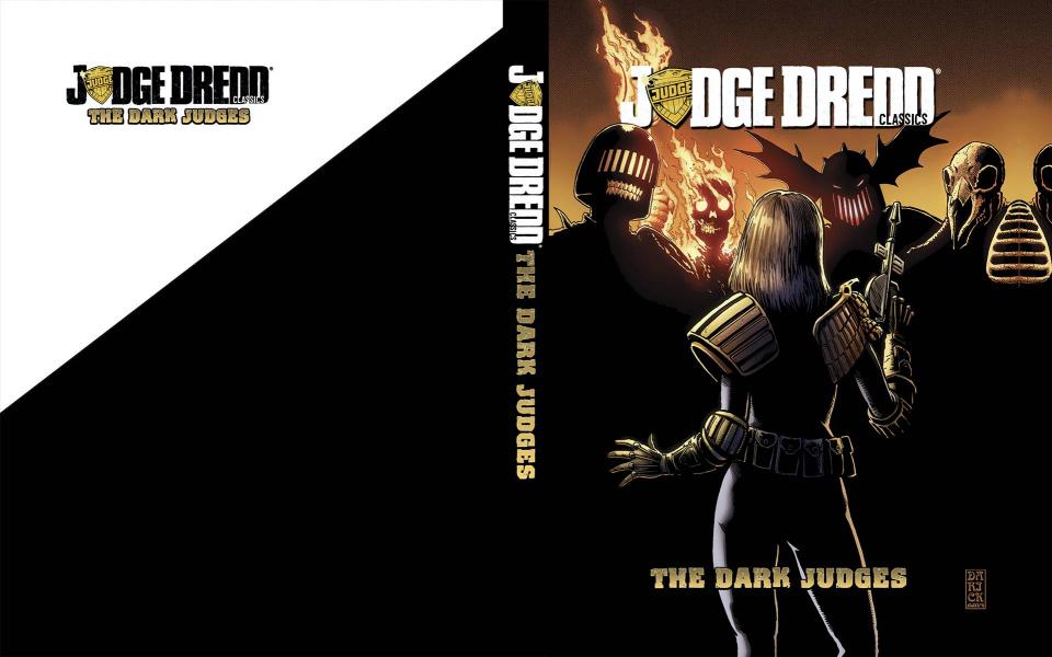 Judge Dredd Classics: The Dark Judges