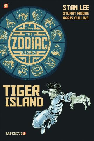 The Zodiac Legacy Vol. 1: Tiger Island