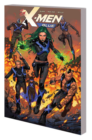X-Men: Blue Vol. 4: Cry Havok