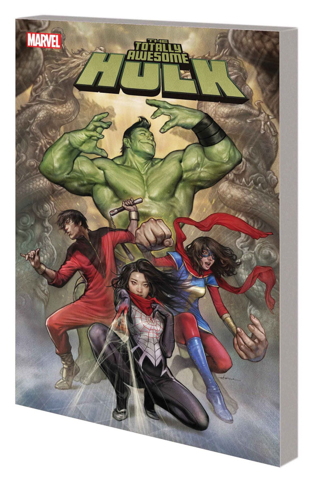 Totally Awesome Hulk Vol. 3: Big Apple Showdown