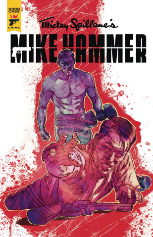 Mike Hammer #3 (Chater Cover)