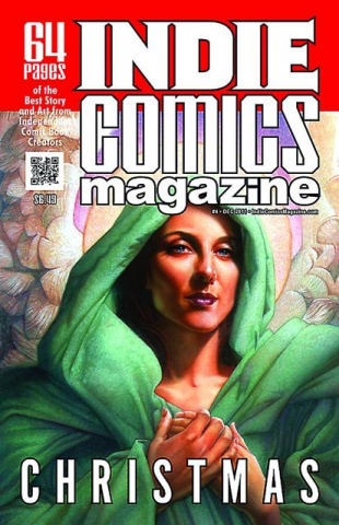 Indie Comics Magazine #4