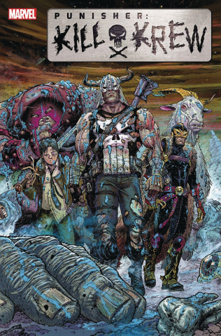 The Punisher: Kill Krew #5