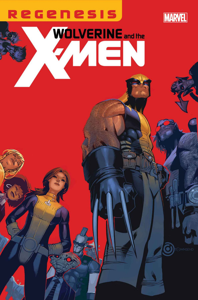Wolverine and the X-Men #1 (True Believers)