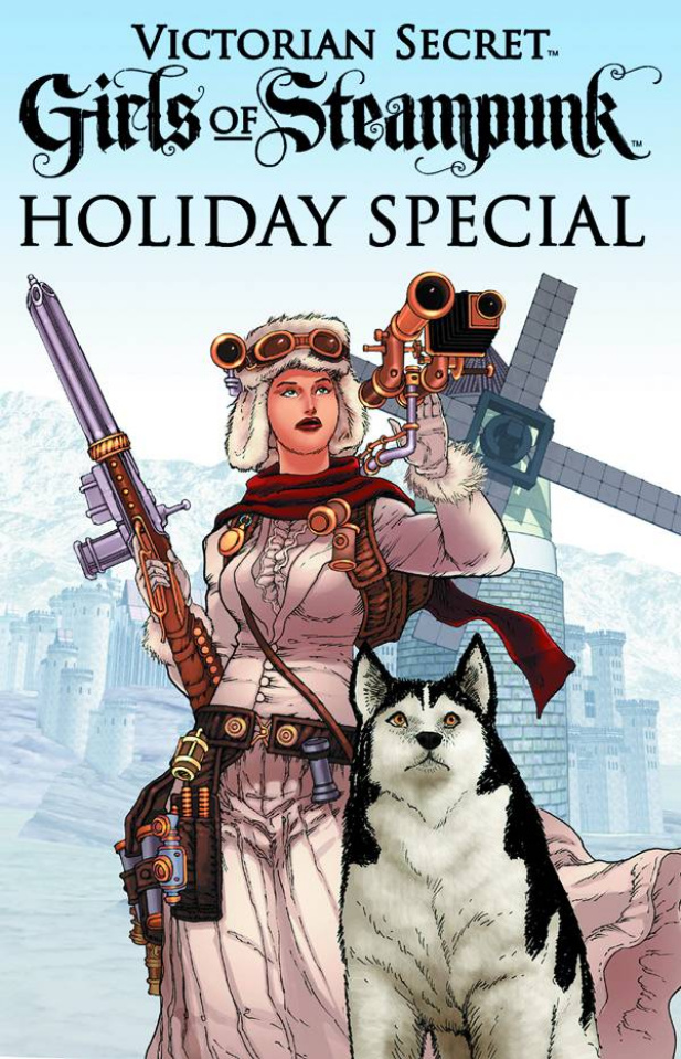 Victorian Secret: Holiday Fun Special