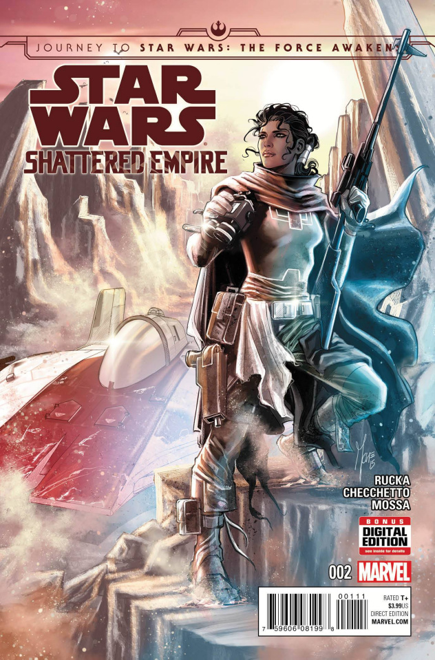 Journey to Star Wars: The Force Awakens - Shattered Empire #2