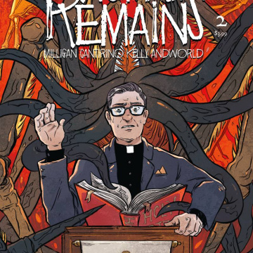 Human Remains #2 (Cantirino Cover)