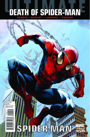 Ultimate Comics Spider-Man #156 (2nd Printing)
