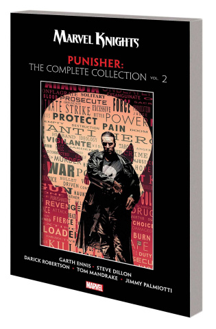 Marvel Knights: Punisher by Ennis Vol. 2 (Complete Collection)