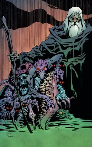 Dark Ark #1 (Phil Hester Cover)