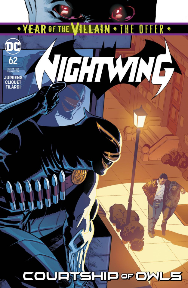 Nightwing #62: The Offer