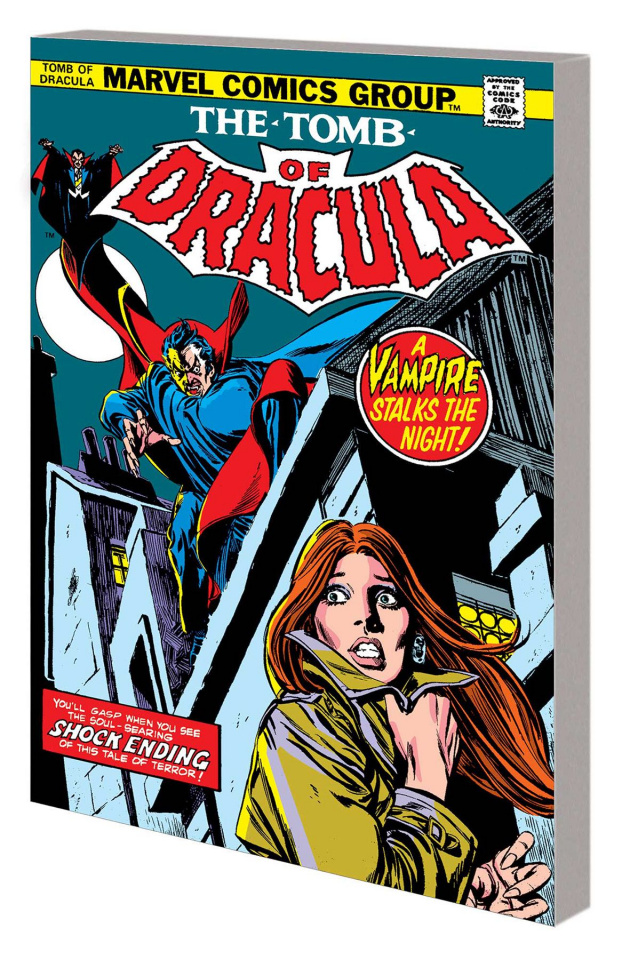 The Tomb of Dracula Vol. 3 (Complete Collection)