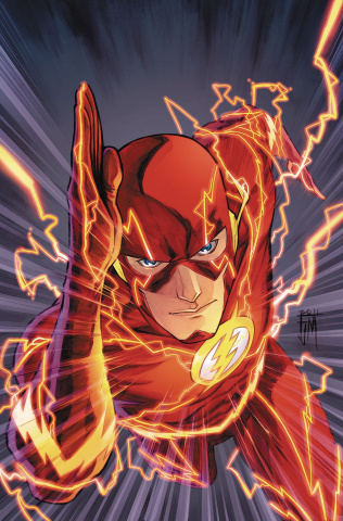 The Flash by Manapul & Buccellato (Omnibus)