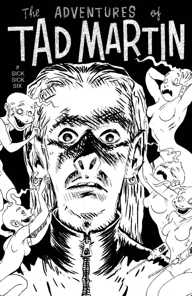 The Adventures of Tad Martin #Sick Sick Six