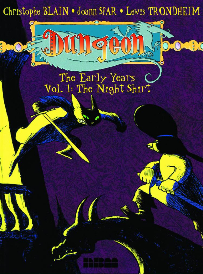 Dungeon: The Early Years Vol. 1: The Night Shirt