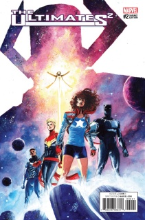 Ultimates 2 #2 (Rudy Cover)