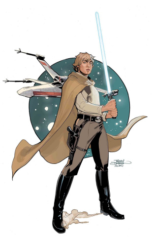 Star Wars: Age of Rebellion - Luke Skywalker #1