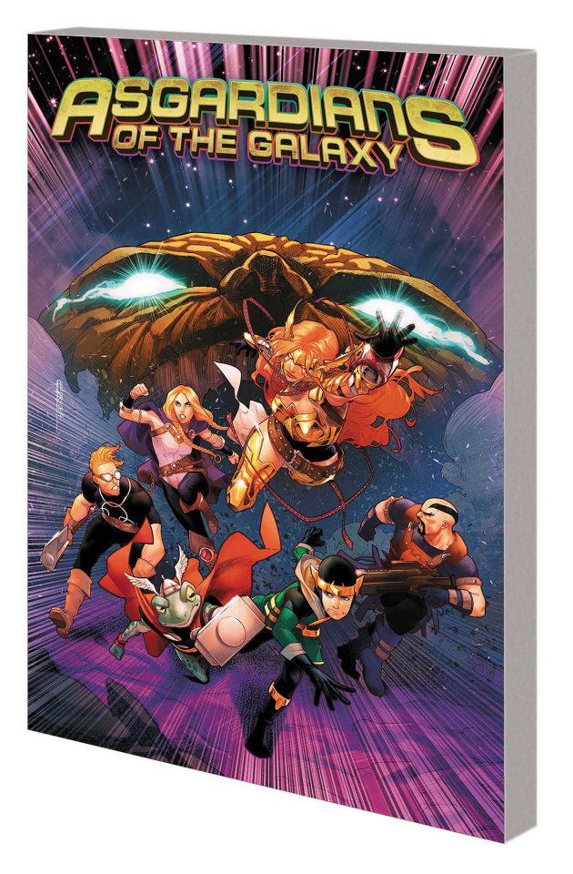 Asgardians of the Galaxy Vol. 2: The War of the Realms