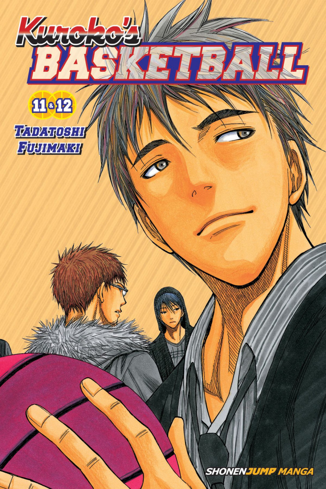 Kuroko's Basketball Vol. 6 (2-In-1 Edition)