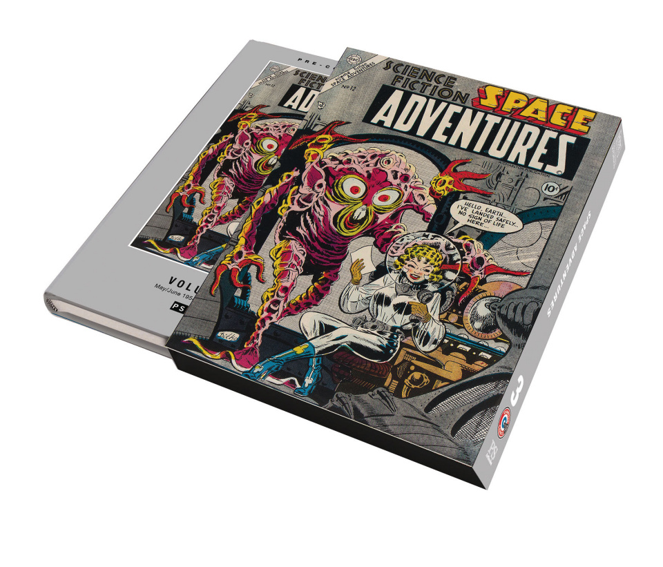 Space Adventures Vol. 3 (Slipcase Edition)