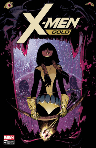 X-Men: Gold #23 (Pearson New Mutants Cover)