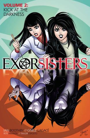 Exorsisters Vol. 2
