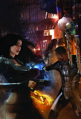 Mass Effect: Foundation #5