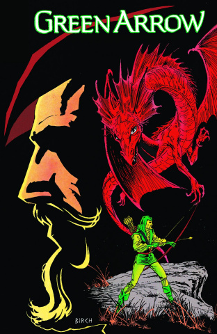 Green Arrow Vol. 4: Blood of the Dragon