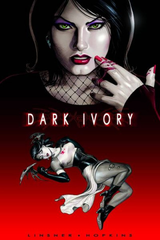 Dark Ivory Limited Edition Hardcover