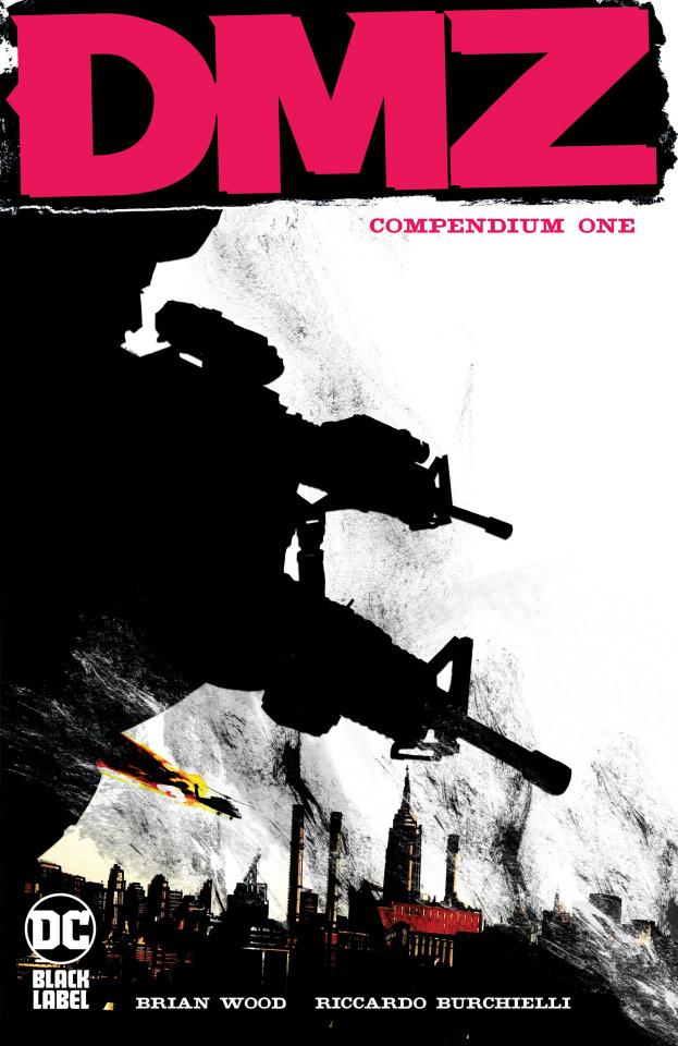 DMZ Vol. 1 (Compendium)