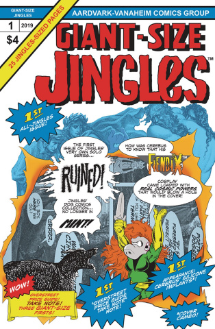 Giant-Size Jingles #1