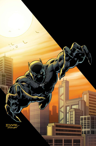 Black Panther: The Sound and Fury #1