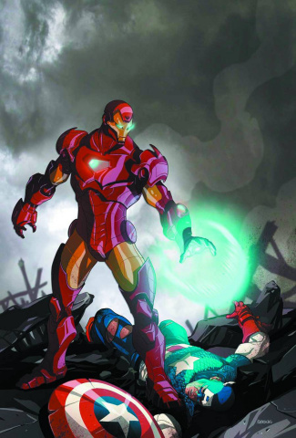 Fantastic Four #6 (Many Armors Variant)