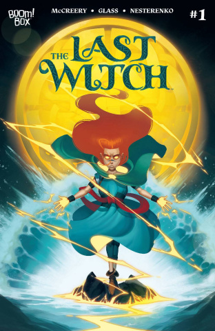 The Last Witch #1 (2nd Printing)
